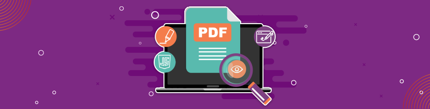 JavaScript PDF annotation