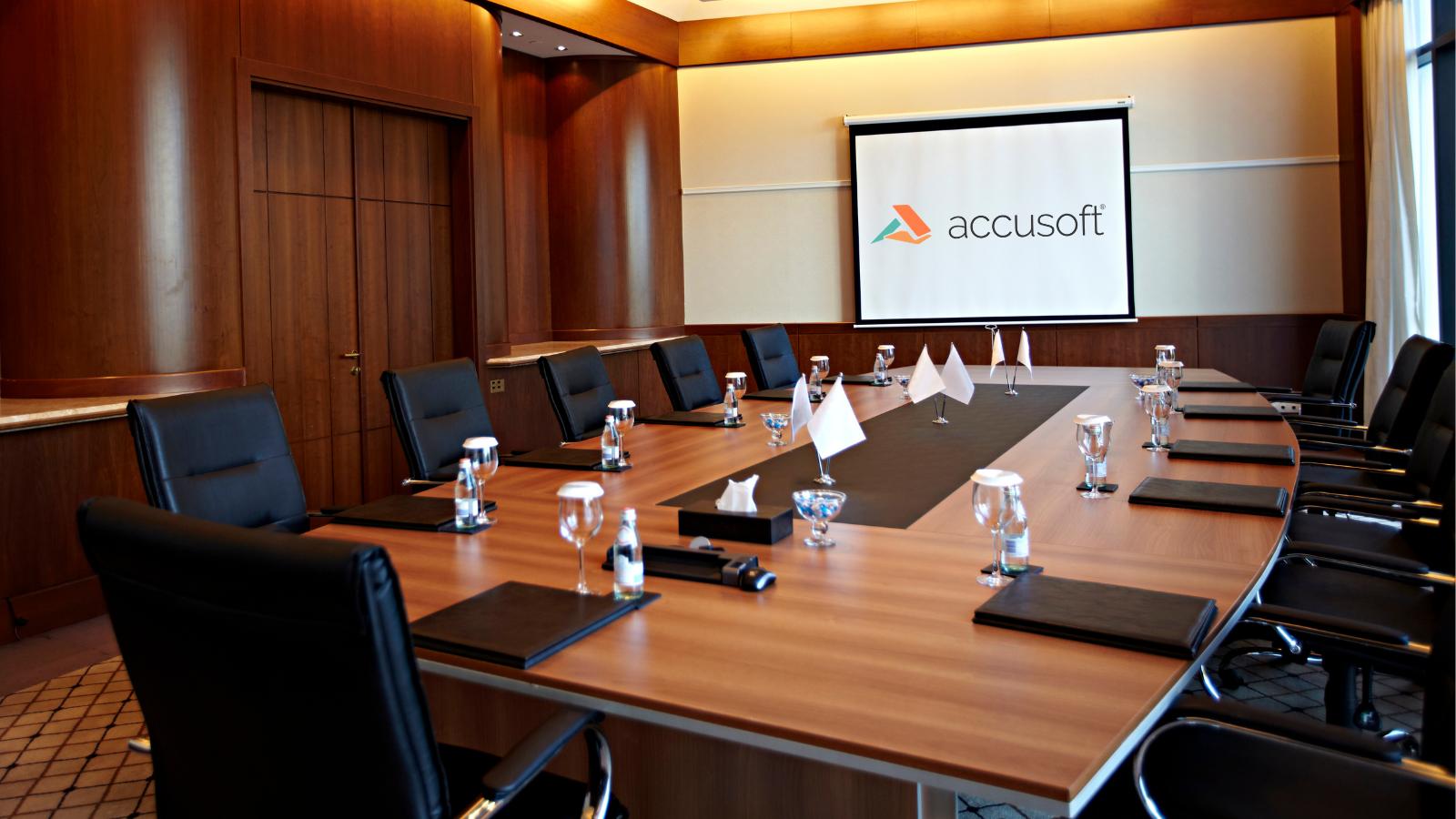 Accusoft Board of Connectors