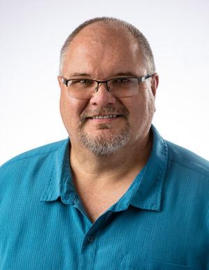 David Hilsabeck headshot