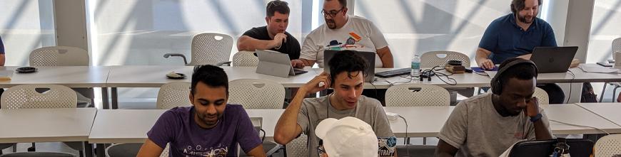 iSpy coding event
