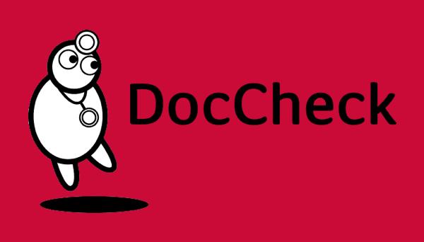 DockCheck Logo