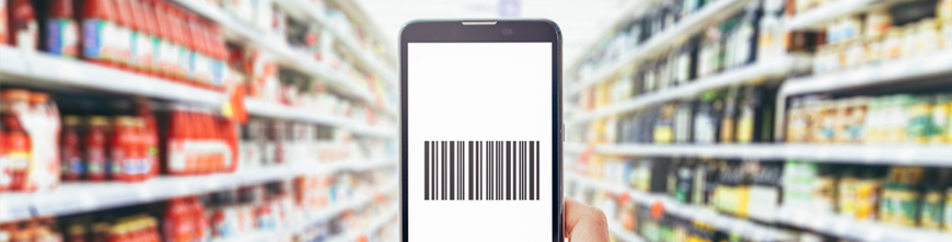 grocery store barcode