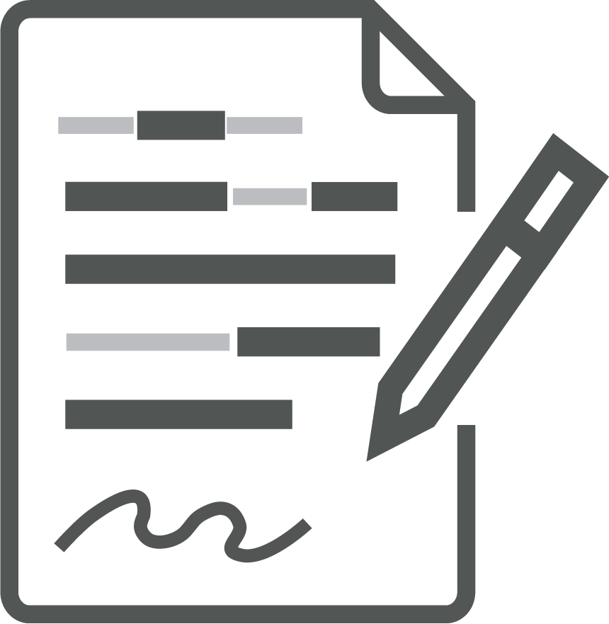 Forms Processing Icon