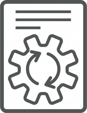 Content Processing Icon