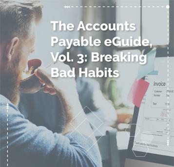 Accounts Payable eGuide 3