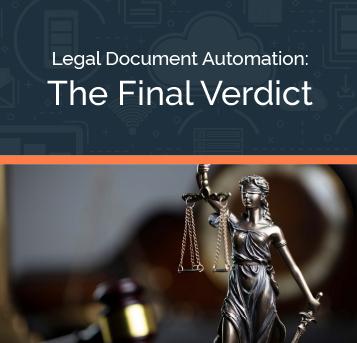 document automation final verdict eguide